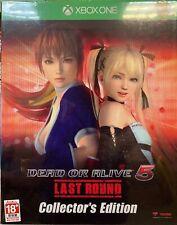 Dead or Alive 5: Last Round - Collectors Edition - Xbox One