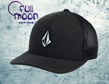 New Volcom Full Stone Trucker Mesh Snapback Cap Hat