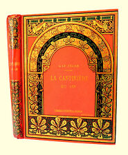 LA CANTINIERE du 13e- G.LE FAURE-Ed Librairie Education de la Jeunesse vers 1900