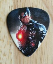 Dc Comics Cyborg from Justice League Guitar Picks Set of 10 - Medium 2-Sided