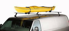 Roof Luggage Carrier Cross Rail-Rack - Removable - Black Base GM OEM 12496916
