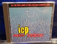 Insane Clown Posse - Forgotten Freshness CD 1995 1st Press twiztid inner city