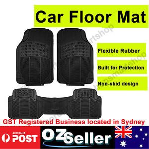 All-season Rubber Floor Mat Replacement For Toyota HILUX RAV4 Land Cruiser Prado