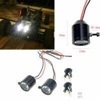 Für 1/10 RC Crawler Auto Traxxas TRX4 SCX10 D90 LKW 3 Watt LED Suchscheinwerfer
