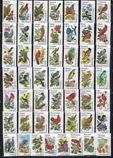 USA - MNH 50 State Birds & Flowers  #1953 - 2002  Complete Set.............#8D15