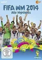 FIFA WM 2014 - Alle Highlights von Karsten Linke | DVD | Zustand gut