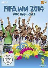 FIFA WM 2014 - Alle Highlights von Karsten Linke | DVD | Zustand gut