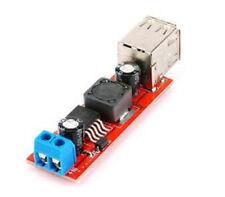 Dual USB Output 9V/12V/24V/36V to 5V Car Charger Switch 5V DC-DC 3A Buck NE0068