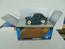 Solido 8047 Renault 4 CV  OLD GREEN 1/18  EXELLENT  NEW IN  BOX RARE!!