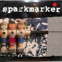 Sparkmarker - Products & Accessories - Sealed - Red Double LP Vinyl Record