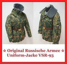 ☆ Original Russische Armee Winter Uniform Jacke VSR-93 Buschlat + Koppel gratis!