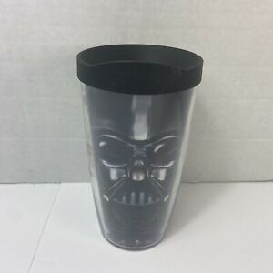 TERVIS 1141874 Star Wars - Darth Vader Tumbler with Wrap and Black Lid 16 oz