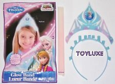 Disney Frozen ELSA GLOW BAND Stick Tiara CROWN Hair Dress Up Halloween Costume