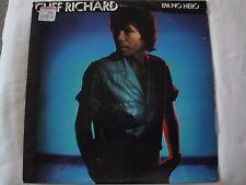 CLIFF RICHARD I'M NO HERO VINYL LP ORIGINAL 1980 EMI AMERICA SW-17039 EX