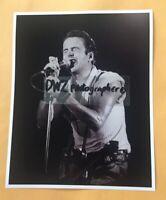 Joe Strummer/The Clash Concert Photo-Digital 8x10  Print (not a Cheap Photocopy)