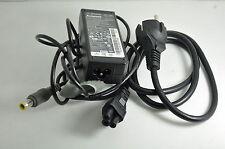 CHARGEUR ALIMENTATION D'ORIGINE IBM LENOVO 42T5000 40Y7711 20V 3.25A