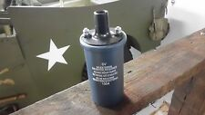 Jeep Willys MB GPW CJ2A CJ3A 6 volt Coil Brand NEW US Made