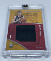 Tyler Herro 2019-20 Panini Instant Rookie Kicks RC Nike Shoe Patch #18/18 HEAT😳