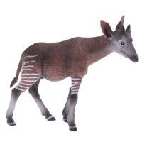 Realistic Okapi Wild/Zoo Animal Model Figure Figurine Kids Toy Home Decor