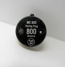 WESTINGHOUSE MC800 800A RATING PLUG