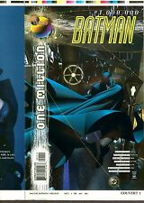 Batman One Million COVER PROOF Production Art 1998 DAMAGGIO DC Comics