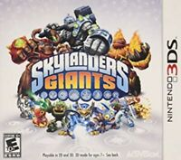 Skylanders: Giants - Game Only (Nintendo 3DS Game) *VERY GOOD CONDITION*