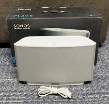 Sonos Play:5 Wireless Speaker Gen 1 - White w/ Original Box
