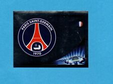 PANINI-CHAMPIONS 2012-2013-Figurina n.48- SCUDETTO/BADGE - PSG -NEW BLACK