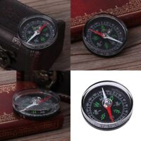Camping Hiking Portable Navigation Handheld Compass Survival Practical Guider