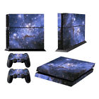 Starry Sky Vinyl Skin Decal Cover Sony PlayStation 4 PS4 Console Sticker 4530