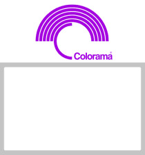 Colorama Mid-White Background Paper Roll (6 ft) 1.72m x 11m