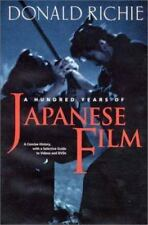 Japanese Film 100 Years of Film History Guide to Subtitled Films Japan Cinema HC
