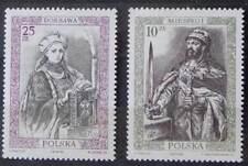 POLAND 1986 -ZN** Scott 2773-74** Mi.3066-67** - Polish king