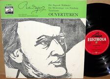 EMI HMV ELECTROLA Wagner FURTWANGLER Overtures GERMANY E-90023 (WALP-534)