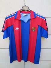 VINTAGE Maillot BARCELONE BARCELONA camiseta KAPPA shirt XS