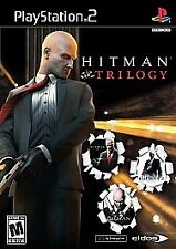 New ListingHitman Trilogy (Sony PlayStation 2, 2007)