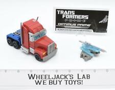 Optimus Prime 100% Complete Prime RID Transformers Hasbro 2011