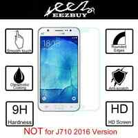 Clear Glass Screen Protector For Samsung Galaxy J7 2015 Version