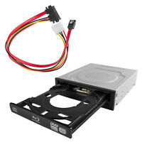 Internal Desktop Blu-ray BD Combo Player DVD CD Disc Burner + SATA Drive Cable