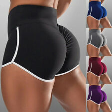 Women Casual Sports Shorts High Waist Running Gym Yoga Fitness Jogging Hot Pants