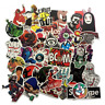 50 Skull Stickerbomb Horror Retrostickern Aufkleber Sticker Mix Decals Anime