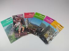 6 Vintage MEXICO Travel Guides Pamphlets Brochures The Amigo Country