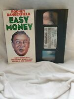 easy money vhs Rodney dangerfield