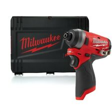 Milwaukee M12fid-0 12v Fuel Impact Driver 1x6ah Li-ion Battery