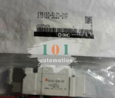 1PCS NEW for SMC Solenoid valve SY5120-5LZD-01F