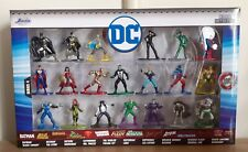 Jada DC Nano Metalfigs Die Cast Figures Batman Superman Wonder Woman Cat Woman