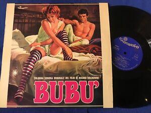 MAURO BOLOGNINI BUBU CAROSELLO 25004 LP ORIG ITALY NEAR MINT