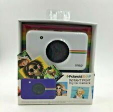 POLAROID SNAP White Instant Print Digital Camera. BRAND NEW