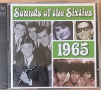 Time Life - Sounds Of The Sixties - 1965 - New & Sealed Double CD - FAST UK POST
