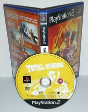 TOTAL OVERDOSE - Ps2 Playstation Play Station 2 Gioco Game